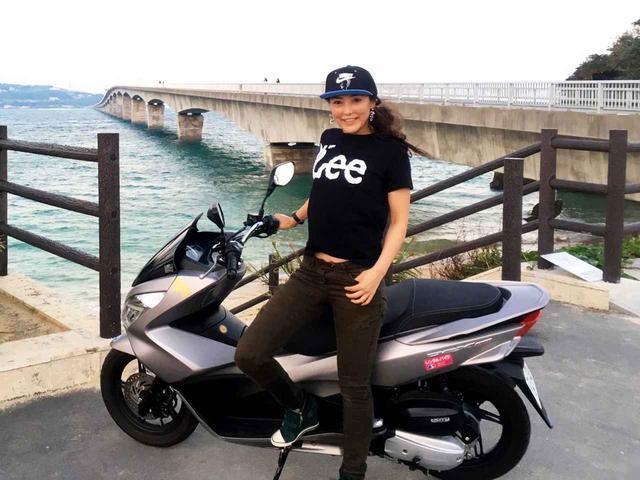 画像: ツーリングライダーなら一度は行きたい、古宇利島! ~福山理子のプライベート一人旅~ - webオートバイ