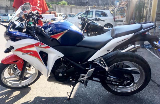 画像3: ということで、【福山理子調べ】沖縄で1番お安いレンタルバイク屋さんにGO!!