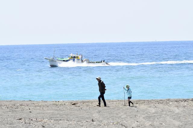 画像3: 磐田市「掛塚灯台」周辺でキラキラの太平洋!