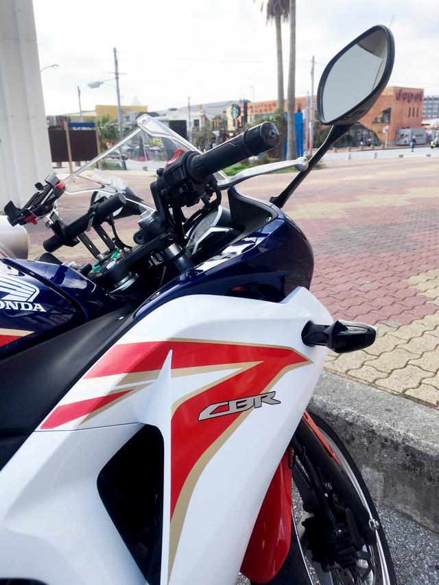 画像19: ということで、【福山理子調べ】沖縄で1番お安いレンタルバイク屋さんにGO!!
