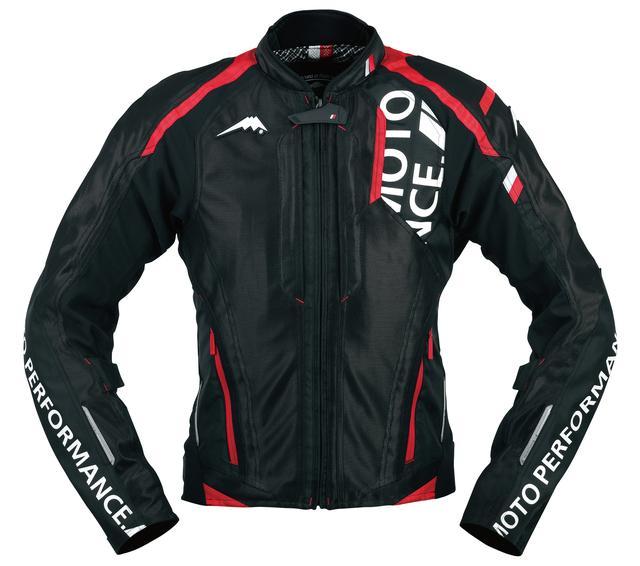 画像4: 「スラブ柄」により高級感をアップ! クシタニの新作メッシュジャケット