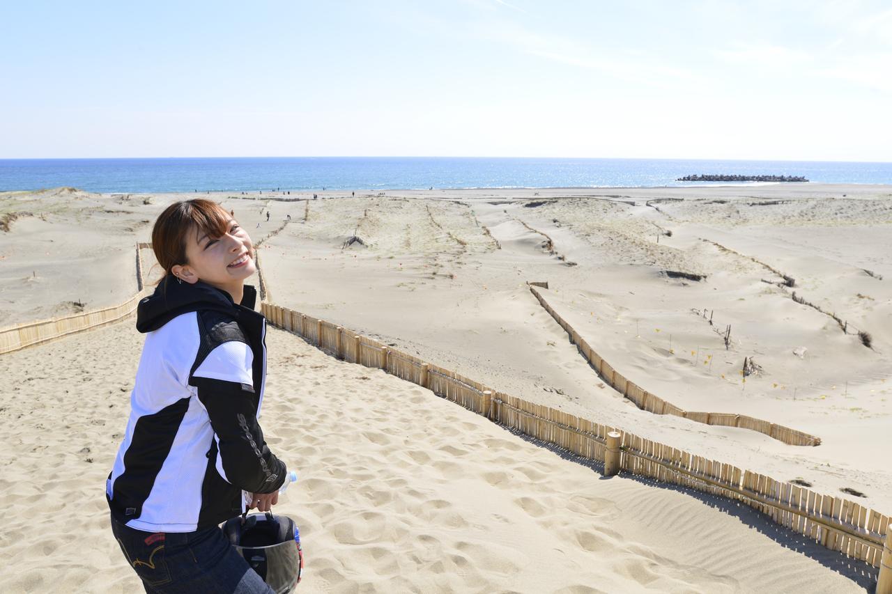 画像4: 初めての中田島砂丘、そこはまるで……砂漠だった!