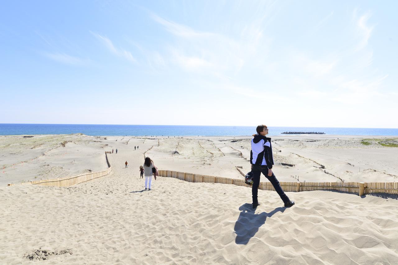 画像5: 初めての中田島砂丘、そこはまるで……砂漠だった!