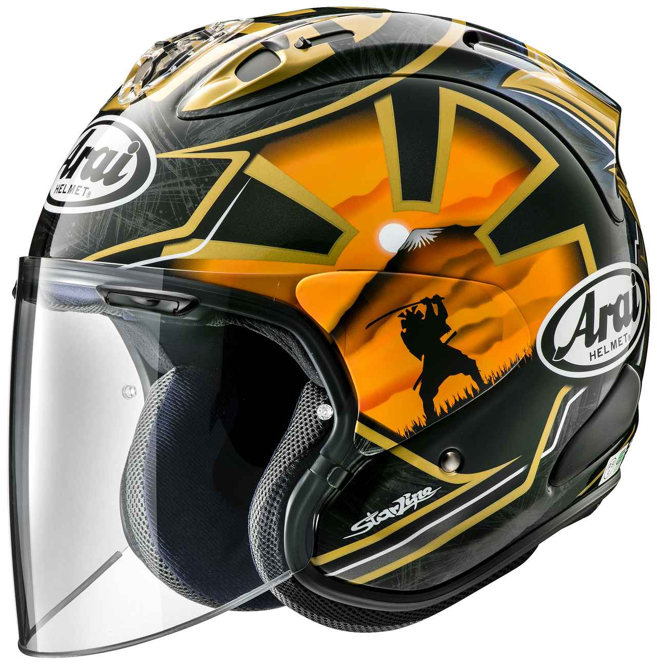 画像1: MotoGPライダー、ダニ・ペドロサ選手のレプリカヘルメットがVZ-RAMで登場!