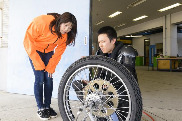 画像6: 「オートレース選手養成所」見学に行ってきました☆(梅本まどか)