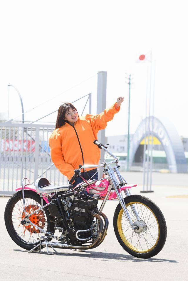 画像25: 「オートレース選手養成所」見学に行ってきました☆(梅本まどか)