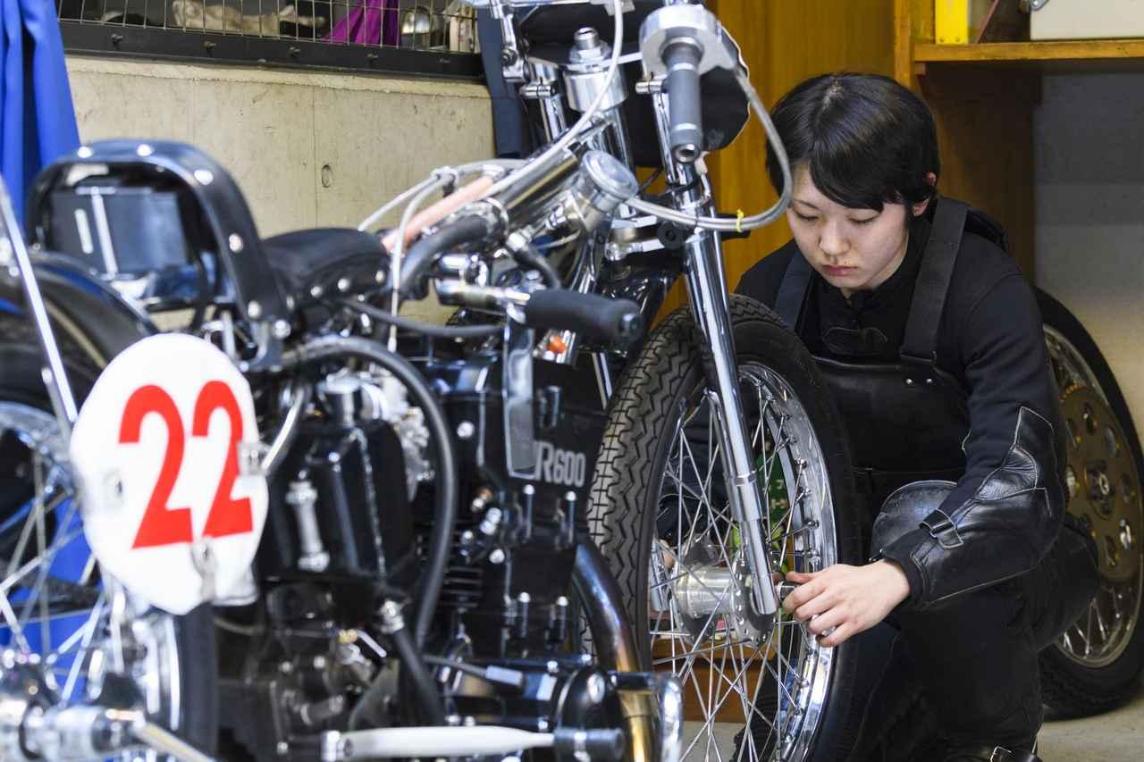 Images : 3番目の画像 - 「「オートレース選手養成所」見学に行ってきました☆(梅本まどか)」のアルバム - webオートバイ