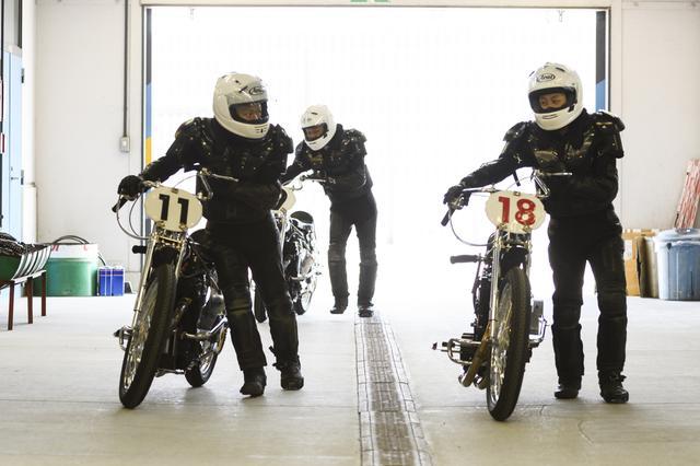 画像15: 「オートレース選手養成所」見学に行ってきました☆(梅本まどか)