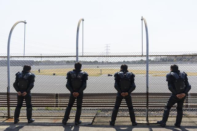画像10: 「オートレース選手養成所」見学に行ってきました☆(梅本まどか)