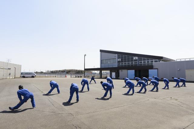 画像8: 「オートレース選手養成所」見学に行ってきました☆(梅本まどか)