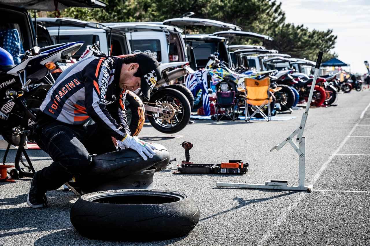 Images : 2番目の画像 - 「50枚以上の厳選写真!「NAPS MOTOGYM」フォトレポート!」のアルバム - webオートバイ