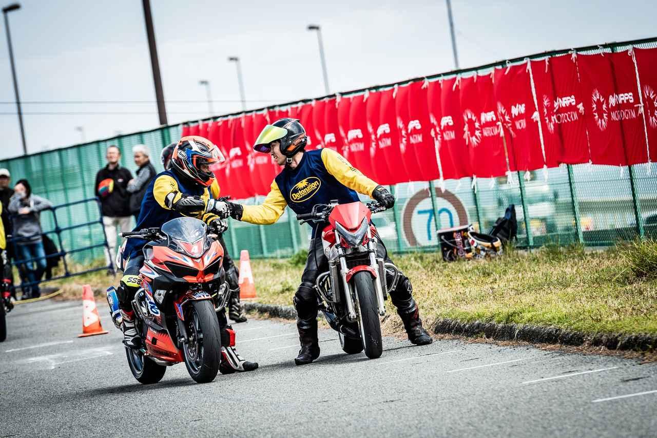 Images : 41番目の画像 - 「50枚以上の厳選写真!「NAPS MOTOGYM」フォトレポート!」のアルバム - webオートバイ