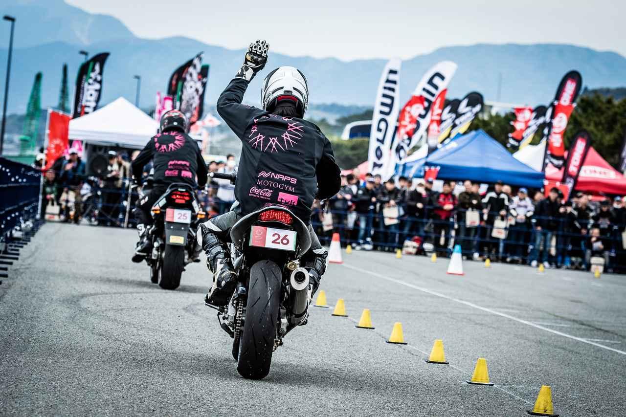 Images : 23番目の画像 - 「50枚以上の厳選写真!「NAPS MOTOGYM」フォトレポート!」のアルバム - webオートバイ