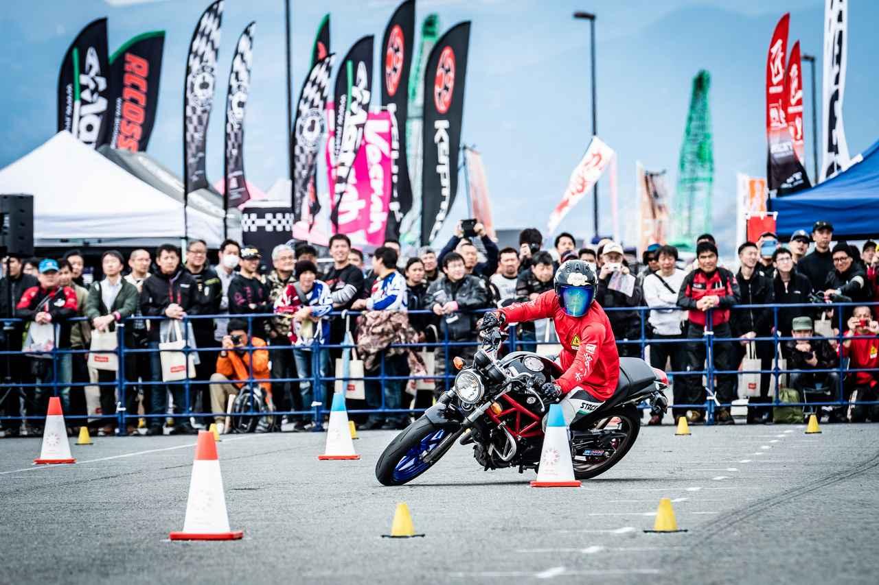 Images : 10番目の画像 - 「50枚以上の厳選写真!「NAPS MOTOGYM」フォトレポート!」のアルバム - webオートバイ