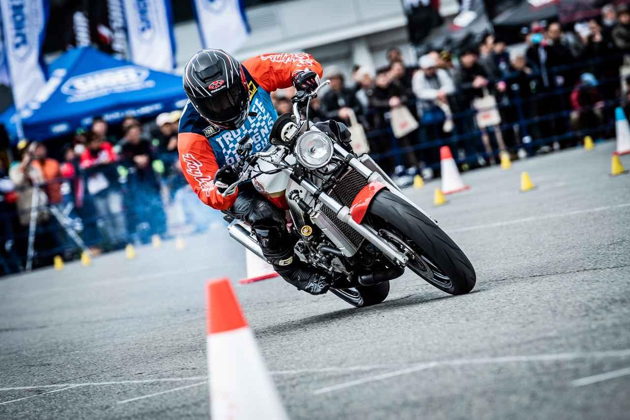 Images : 26番目の画像 - 「50枚以上の厳選写真!「NAPS MOTOGYM」フォトレポート!」のアルバム - webオートバイ