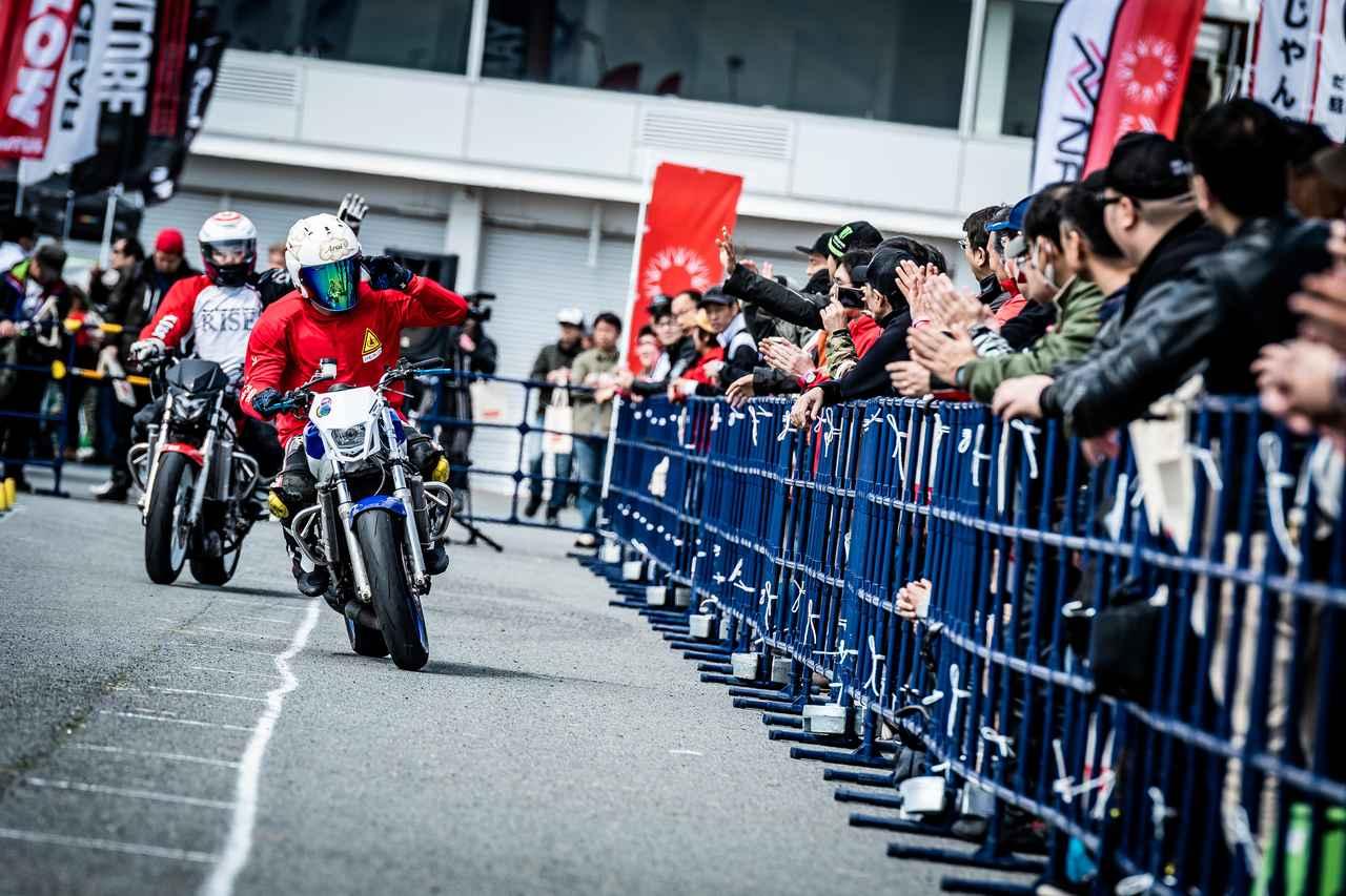 Images : 11番目の画像 - 「50枚以上の厳選写真!「NAPS MOTOGYM」フォトレポート!」のアルバム - webオートバイ
