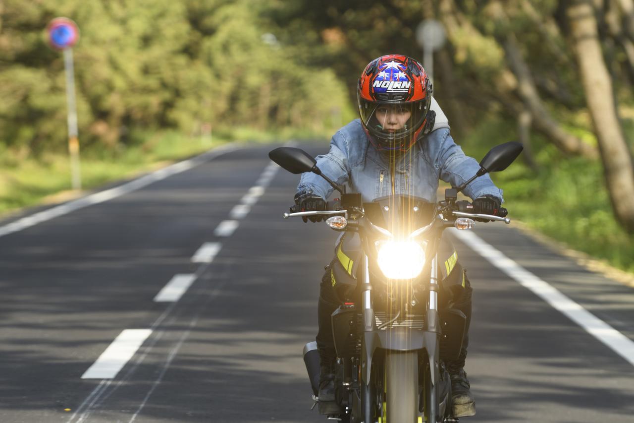 Images : 7番目の画像 - 美環×MT-03 まとめて見る! - webオートバイ