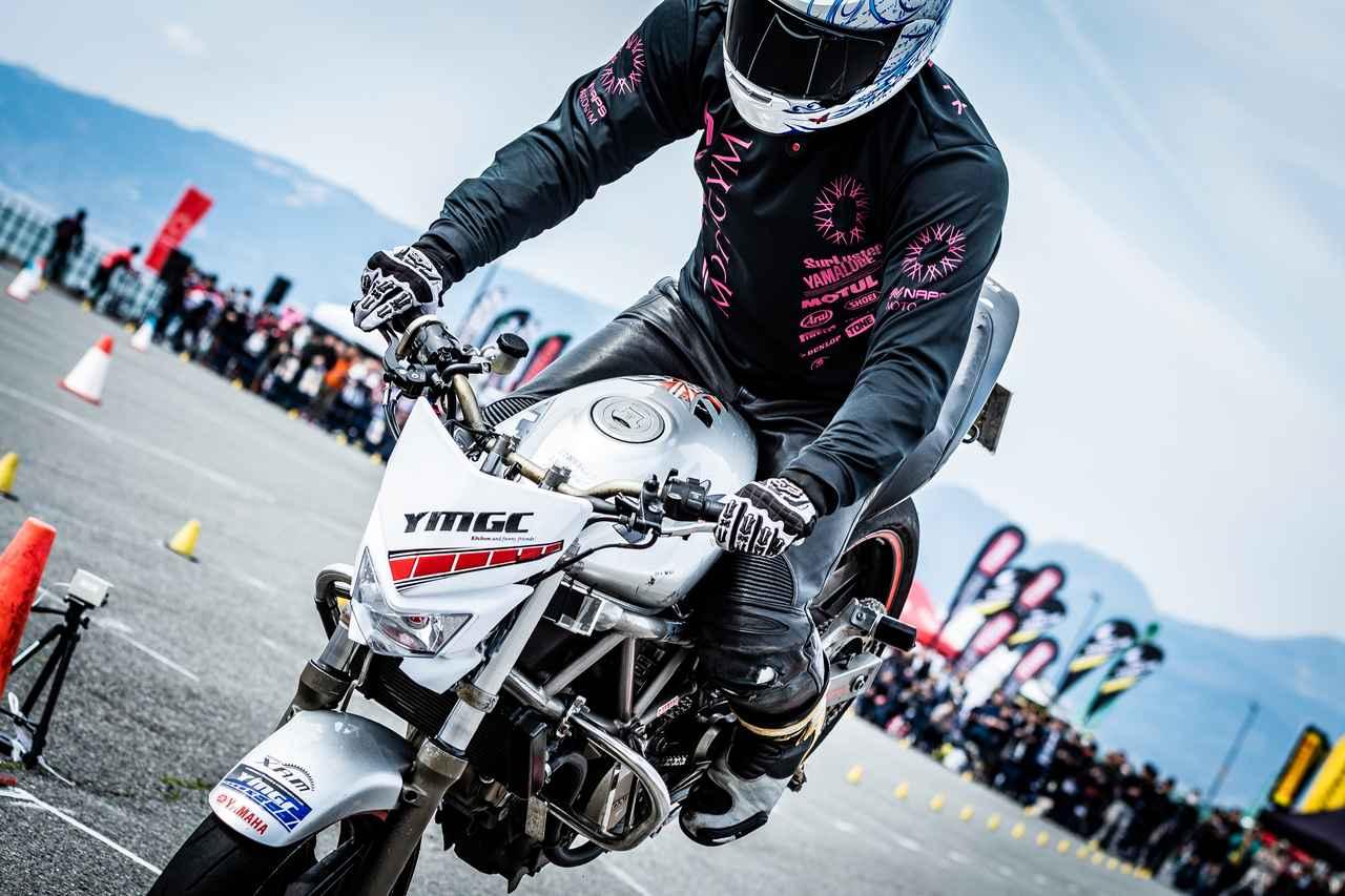 Images : 9番目の画像 - 「50枚以上の厳選写真!「NAPS MOTOGYM」フォトレポート!」のアルバム - webオートバイ