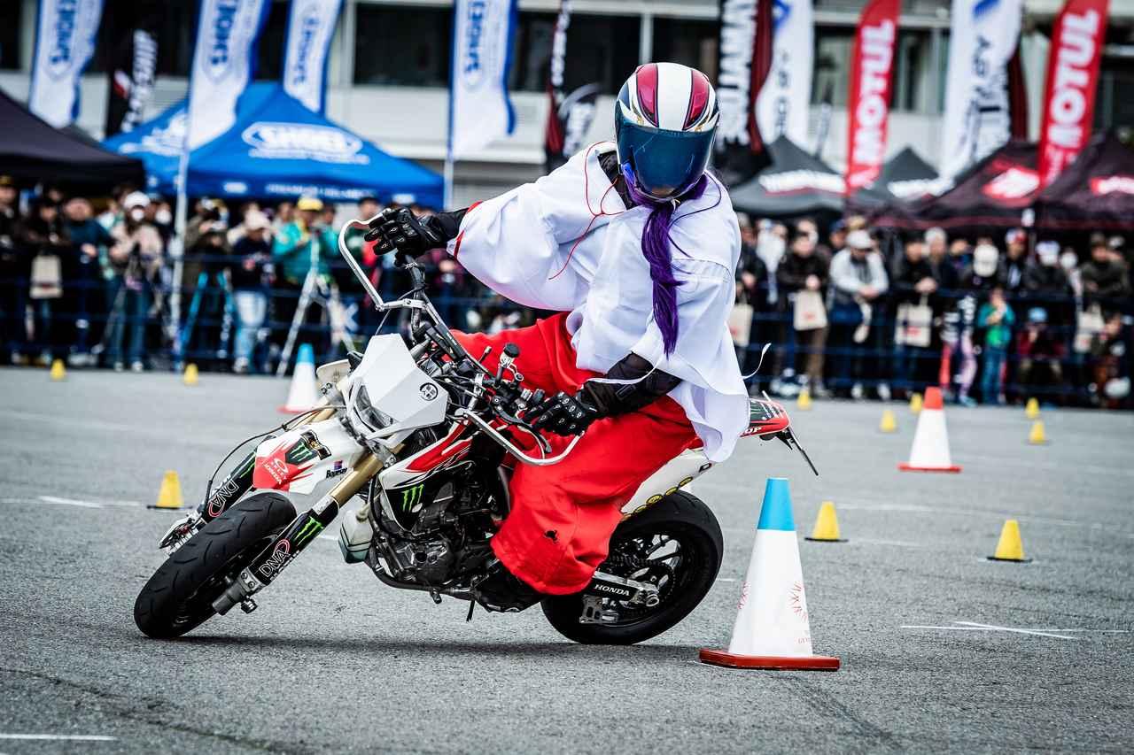 Images : 18番目の画像 - 「50枚以上の厳選写真!「NAPS MOTOGYM」フォトレポート!」のアルバム - webオートバイ