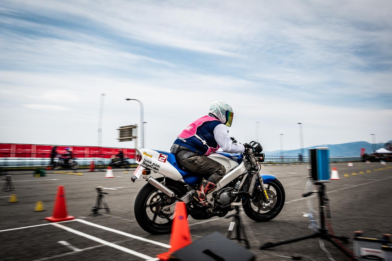 Images : 17番目の画像 - 「50枚以上の厳選写真!「NAPS MOTOGYM」フォトレポート!」のアルバム - webオートバイ
