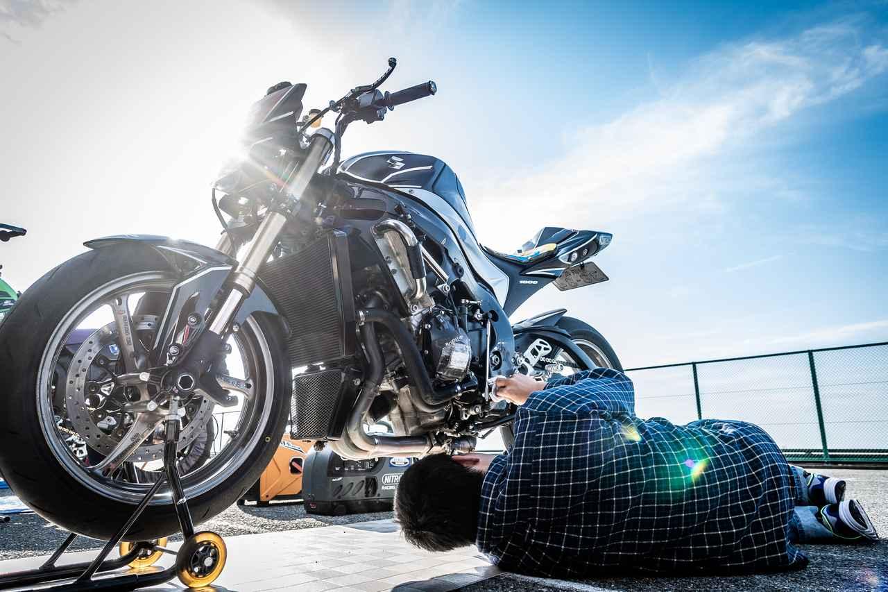 Images : 3番目の画像 - 「50枚以上の厳選写真!「NAPS MOTOGYM」フォトレポート!」のアルバム - webオートバイ
