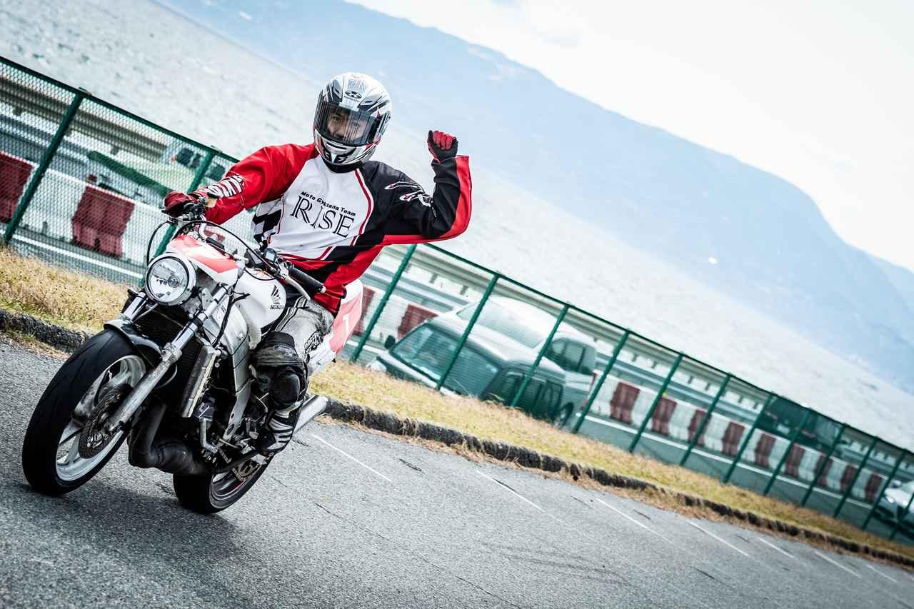 Images : 45番目の画像 - 「50枚以上の厳選写真!「NAPS MOTOGYM」フォトレポート!」のアルバム - webオートバイ