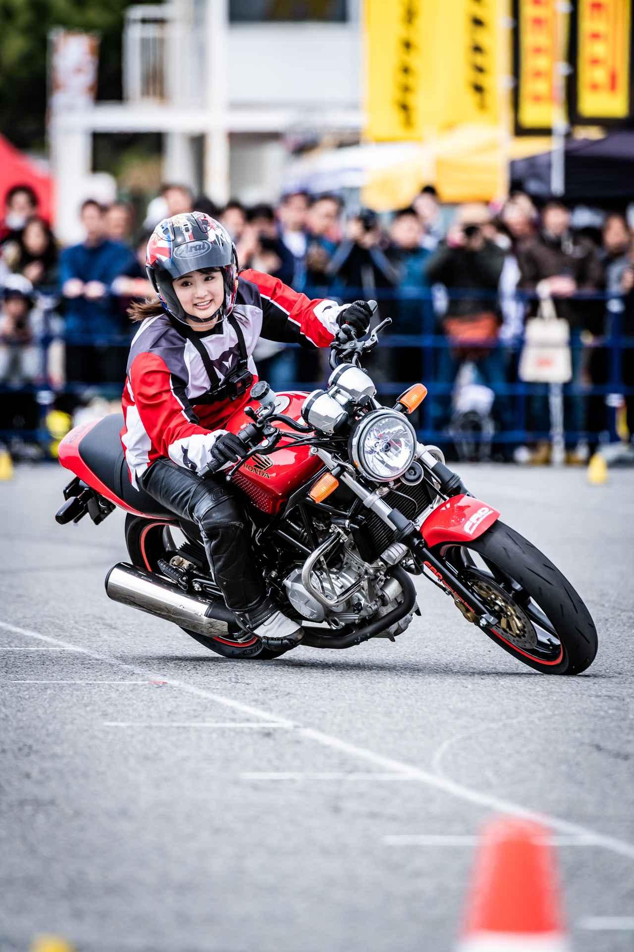 Images : 15番目の画像 - 「50枚以上の厳選写真!「NAPS MOTOGYM」フォトレポート!」のアルバム - webオートバイ