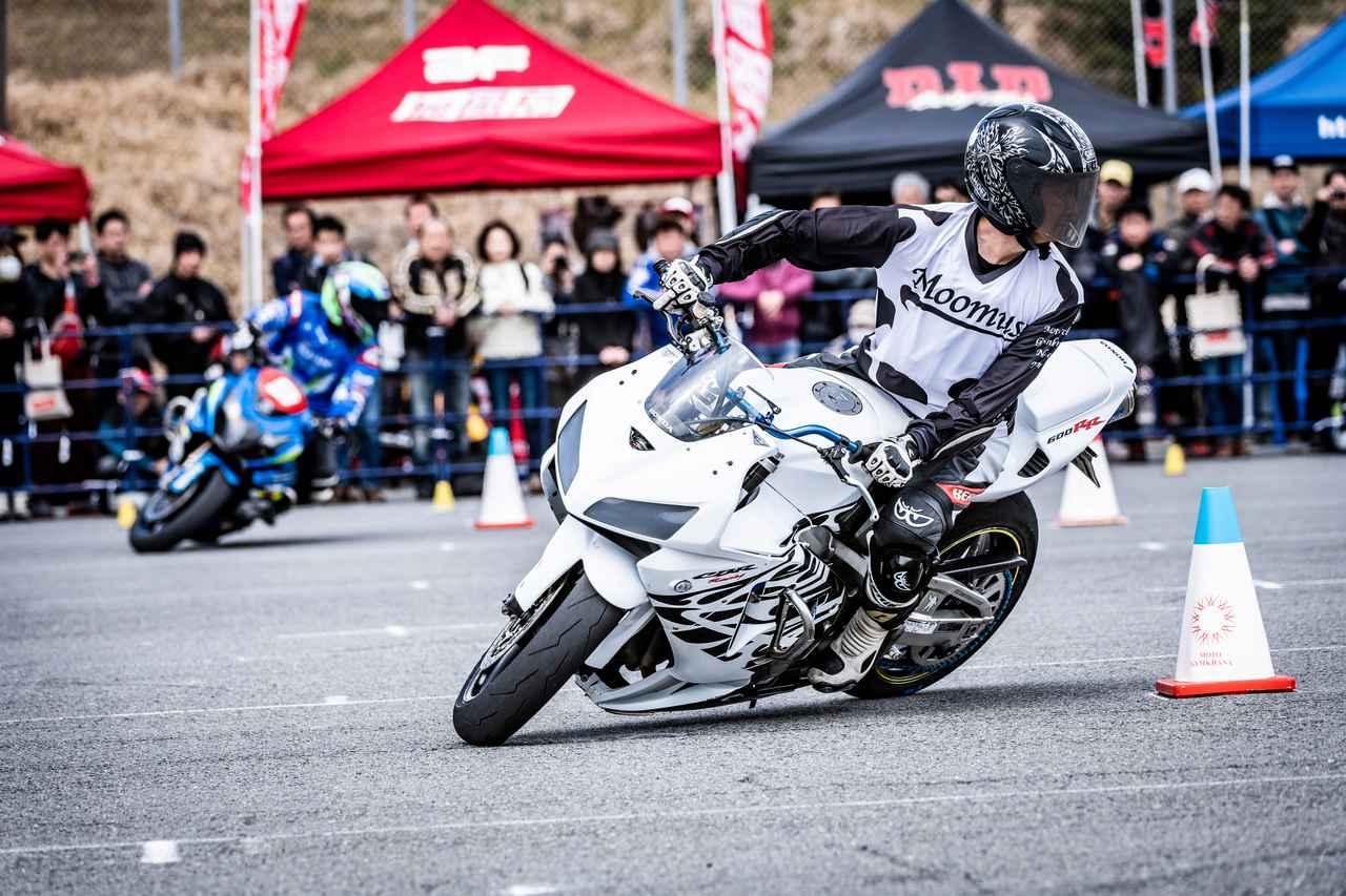 Images : 32番目の画像 - 「50枚以上の厳選写真!「NAPS MOTOGYM」フォトレポート!」のアルバム - webオートバイ