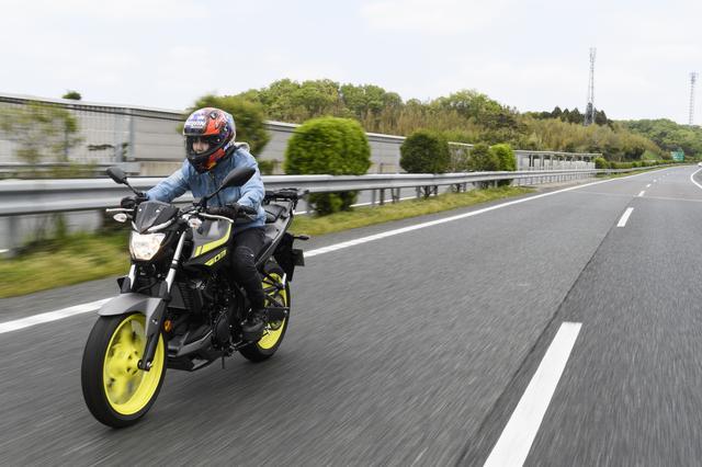 画像3: 美環×YAMAHA MT-03【オートバイ女子部のフォトアルバム】