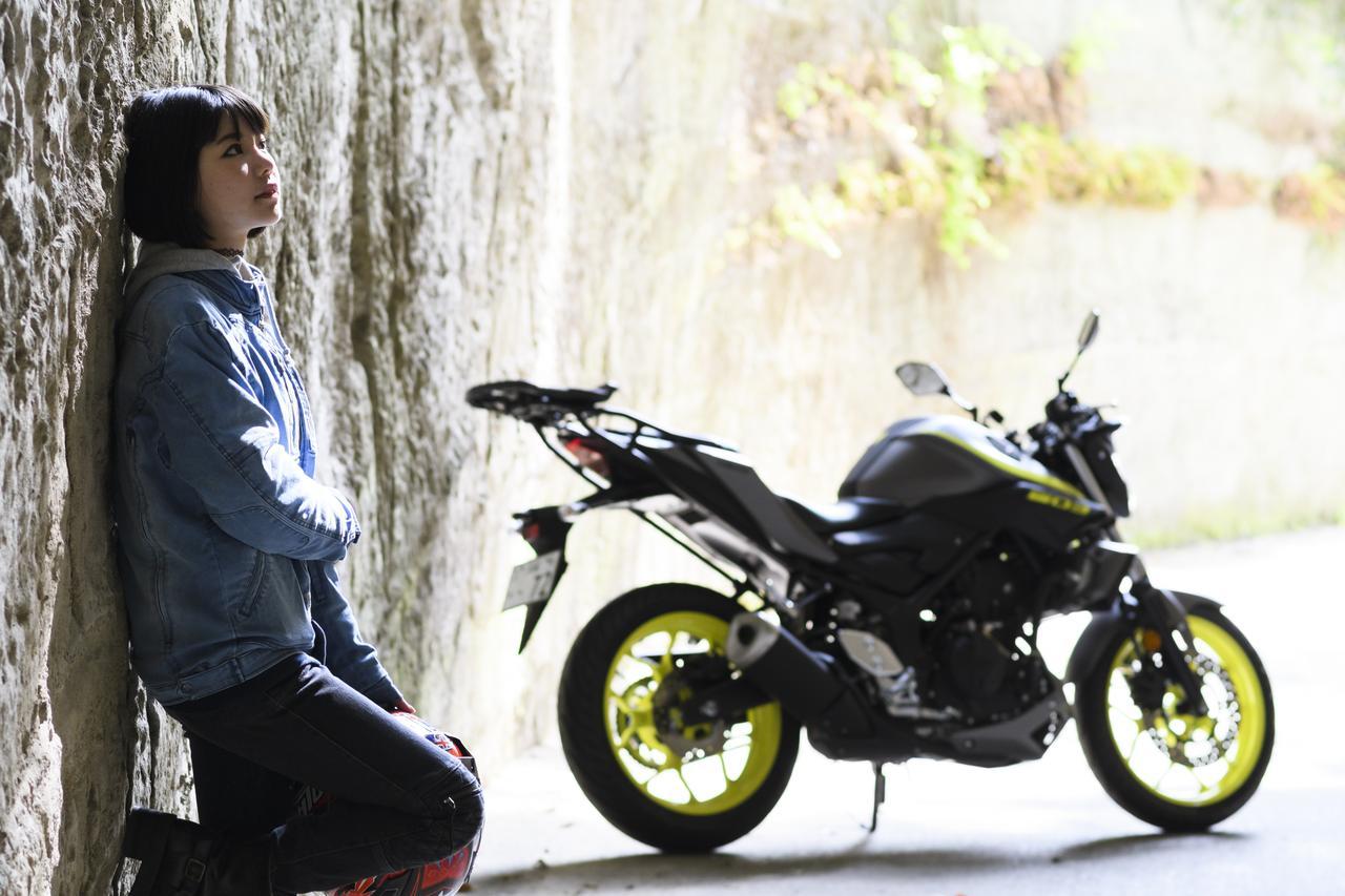 Images : 1番目の画像 - 美環×MT-03 まとめて見る! - webオートバイ