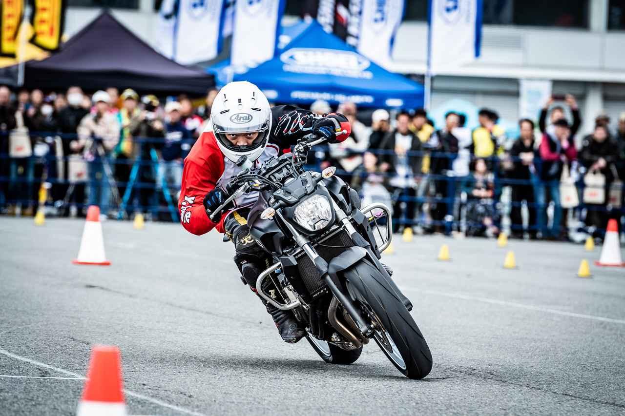 Images : 12番目の画像 - 「50枚以上の厳選写真!「NAPS MOTOGYM」フォトレポート!」のアルバム - webオートバイ