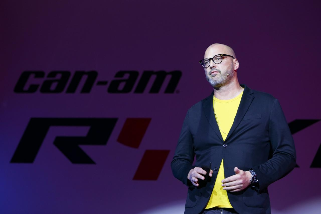 画像2: 3月29日にBRP「can-am RYKER」の発表会&試乗会に 私、梅本まどかも行ってきました!