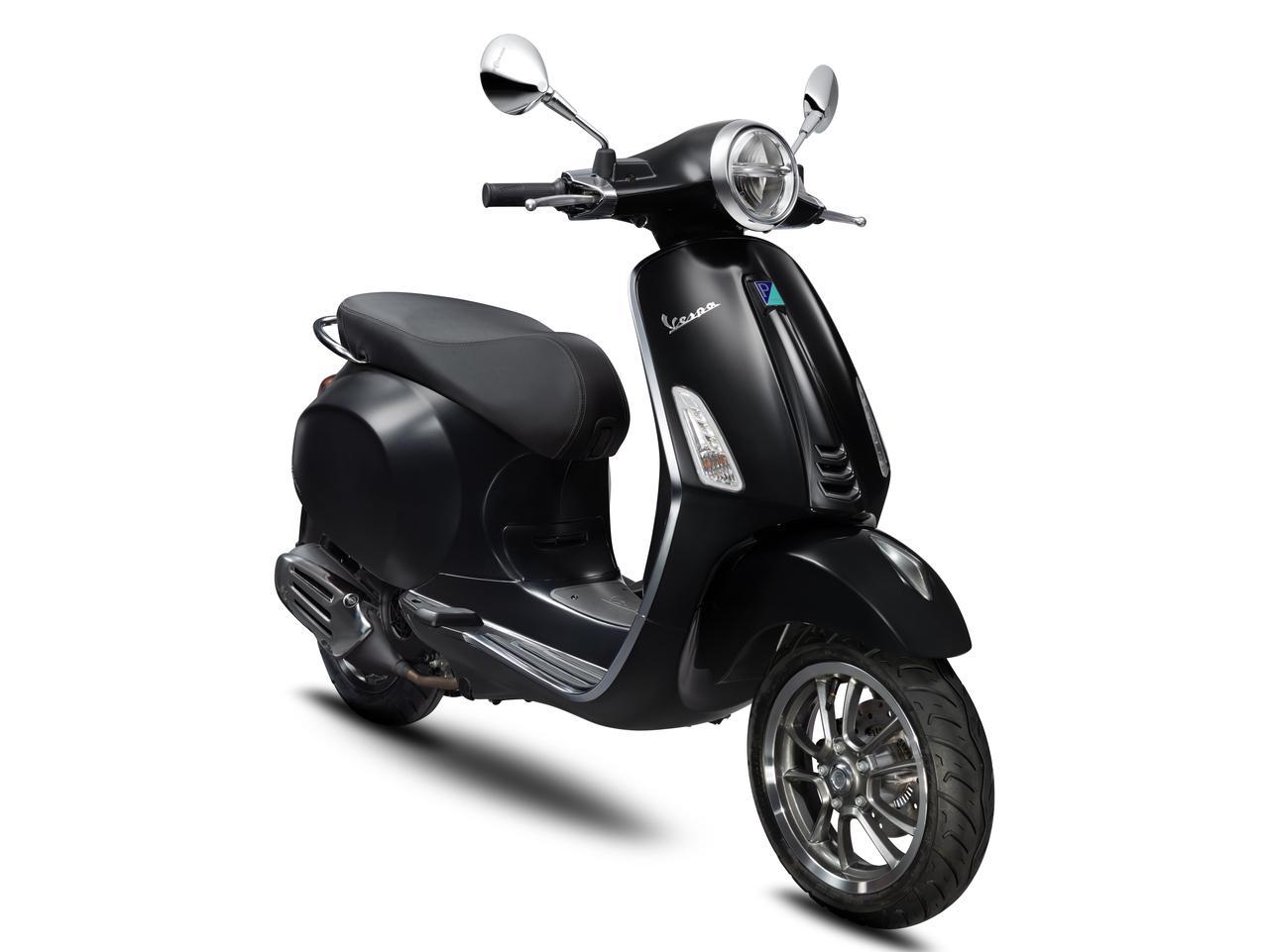 画像3: 【ベスパ】伝統車〈プリマベーラ〉の特別仕様スポーティモデル「Primavera S 150」が新登場!