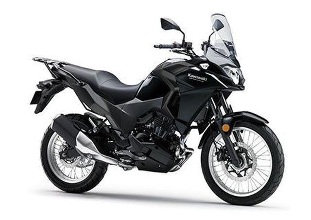 画像: VERSYS-X 250(メタリックスパークブラック×メタリックフラットロウグレーストーン)/税込62万9,640円