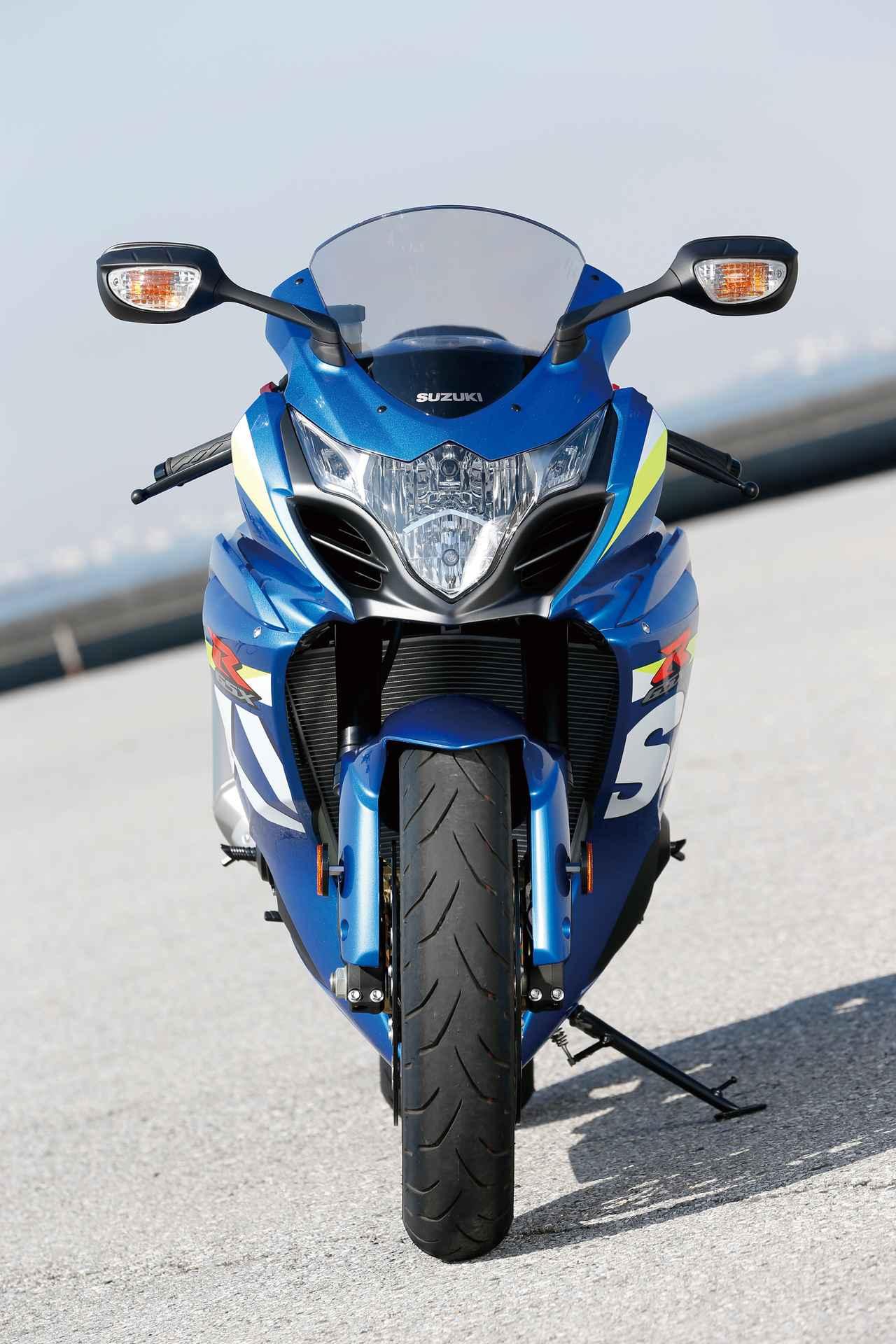 Images : 4番目の画像 - 「GSX Brand Family クロニカル 『SUZUKI GSX-R1000』#RIDE」のアルバム - webオートバイ