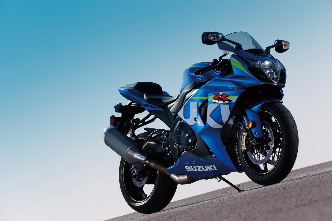 Images : 1番目の画像 - 「GSX Brand Family クロニカル 『SUZUKI GSX-R1000』#RIDE」のアルバム - webオートバイ