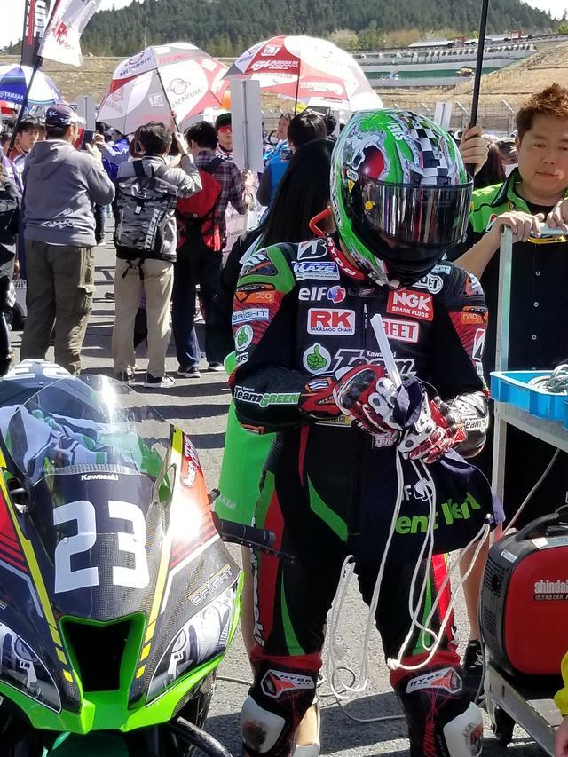 画像5: いよいよJSB1000決勝レース1スタート!