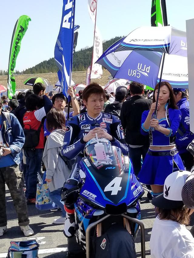 画像3: いよいよJSB1000決勝レース1スタート!