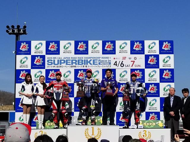 画像13: いよいよJSB1000決勝レース1スタート!