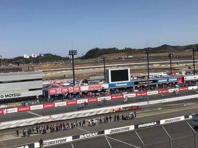 画像12: いよいよJSB1000決勝レース1スタート!
