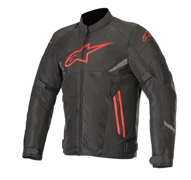 画像: 洗練されたスポーティーなイタリアンデザインのベーシックスポーツモデル。肩・肘にCE認可のインナープロテクション装備。