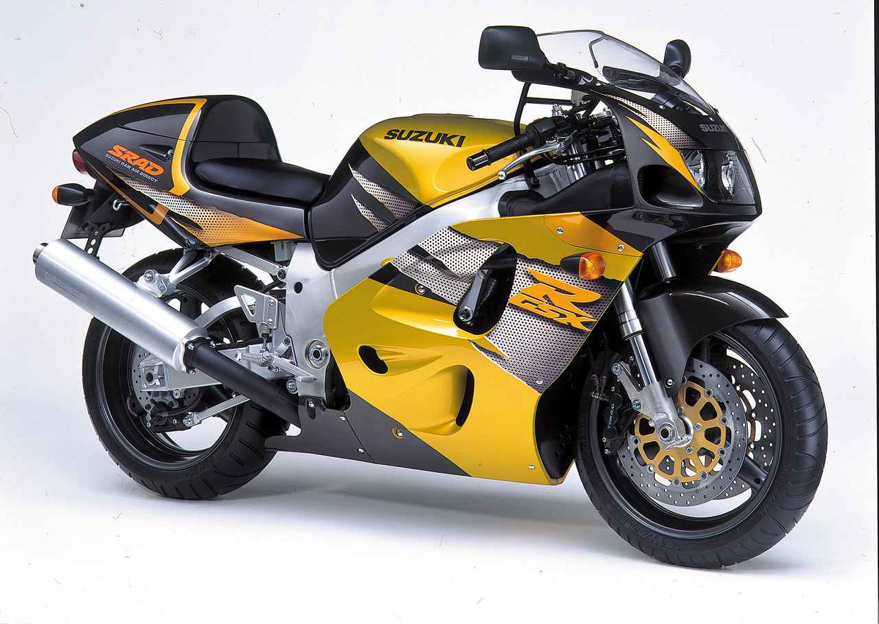 Images : 9番目の画像 - GSX-R750(1992〜2004年)の写真を全て見る! - webオートバイ