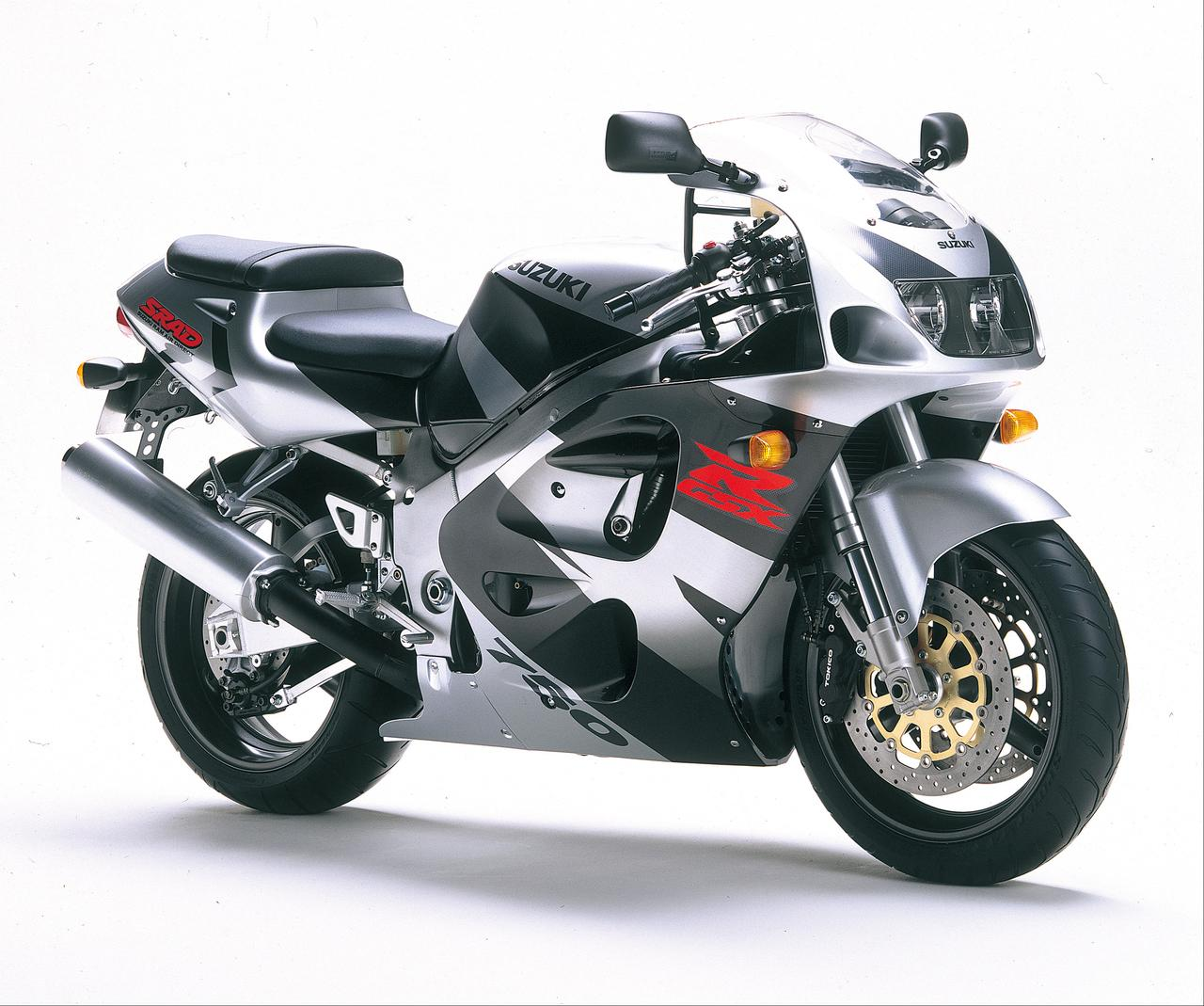 Images : 10番目の画像 - GSX-R750(1992〜2004年)の写真を全て見る! - webオートバイ