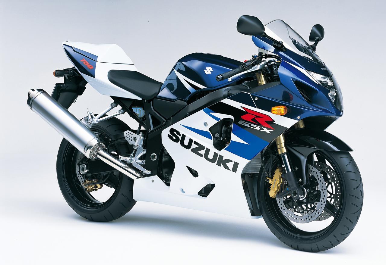 Images : 7番目の画像 - GSX-R750(1992〜2004年)の写真を全て見る! - webオートバイ