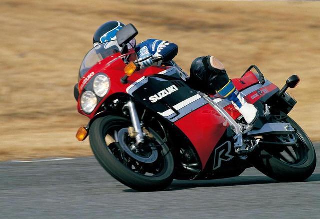 画像: 【昭和60年 SUZUKI GSX-R750】油冷+アルミフレームのビッグバイク革命児【昭和vs平成 名車烈伝】 - webオートバイ