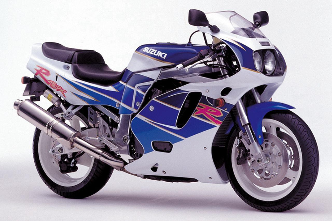 Images : 2番目の画像 - GSX-R750(1992〜2004年)の写真を全て見る! - webオートバイ