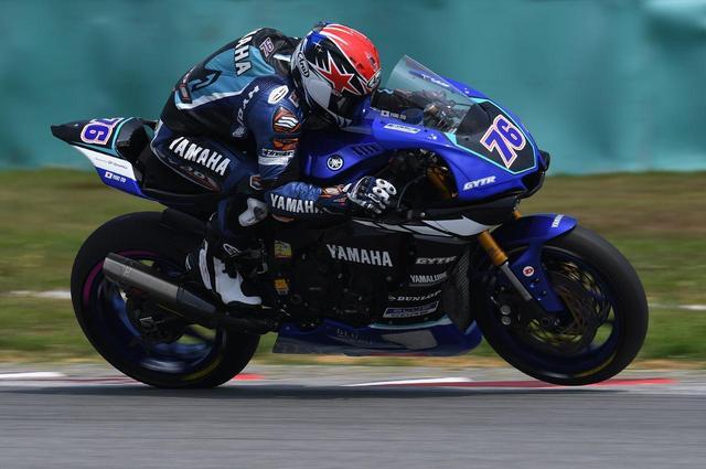 画像: 今シーズンが1000ccマシンデビューイヤーとなる伊藤勇樹 マシンはJSB1000より改造範囲の狭いSTK1000的な仕様でダンロップタイヤのワンメイクです
