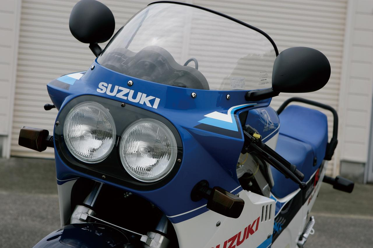 Images : 5番目の画像 - GSX-R750シリーズの写真を全て見る! - webオートバイ