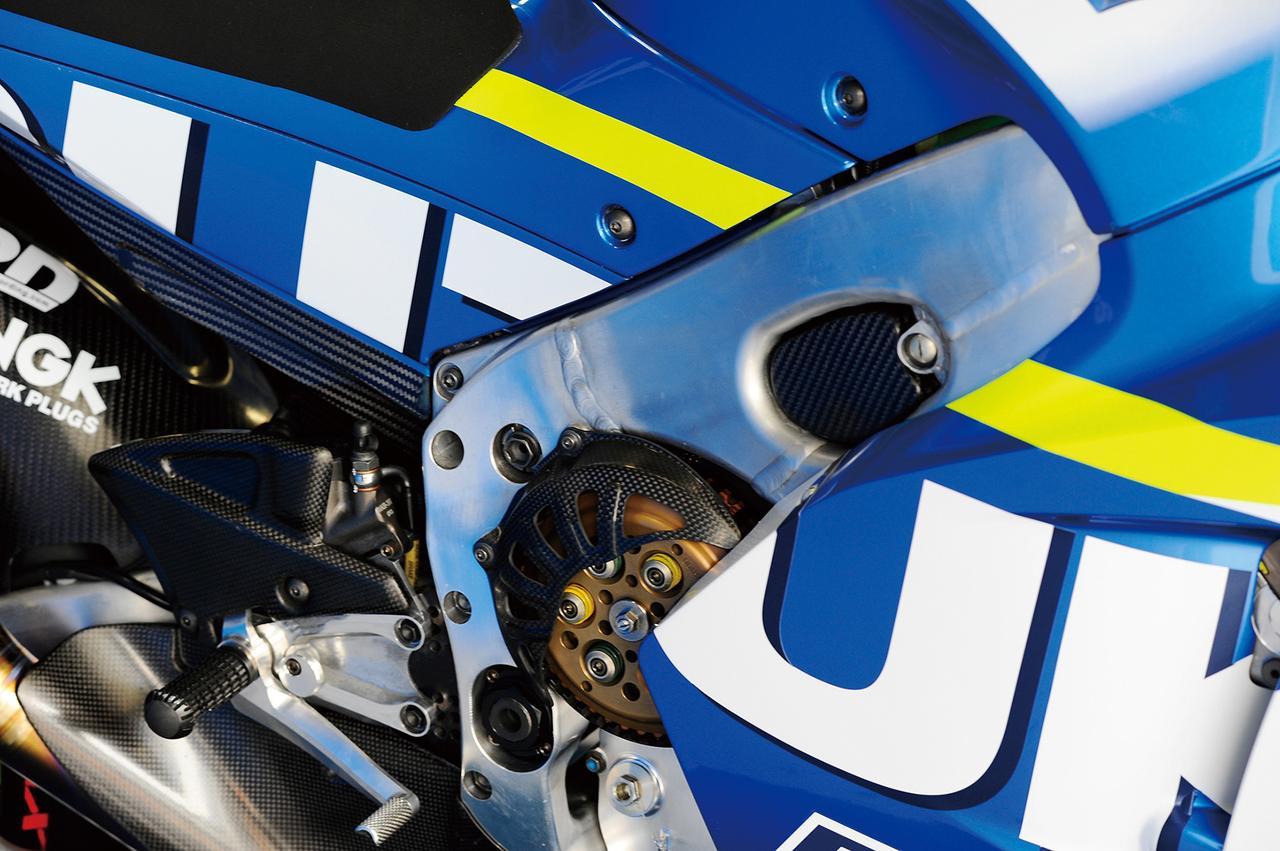 Images : 7番目の画像 - 「最強のGSXはコイツだっ!『SUZUKI GSX-RR』#RIDE(2015年)」のアルバム - webオートバイ