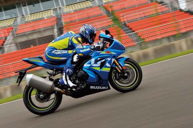 画像: <2017バイク年鑑/注目PICK UP 2>SUZUKI GSX-R1000/R - webオートバイ